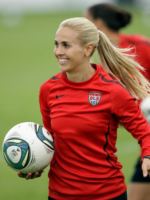 Heather Mitts Hot Pic