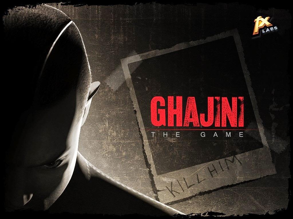 Ghajini Game
