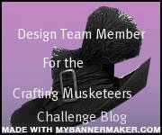Crafting Musketeers Blog