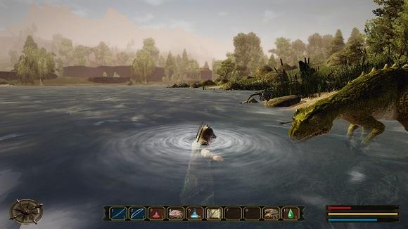 Gothic 3 Forsaken Gods Enhanced Edition PC Screenshot Gameplay 4 Gothic 3: Forsaken Gods Enhanced Edition PROPHET