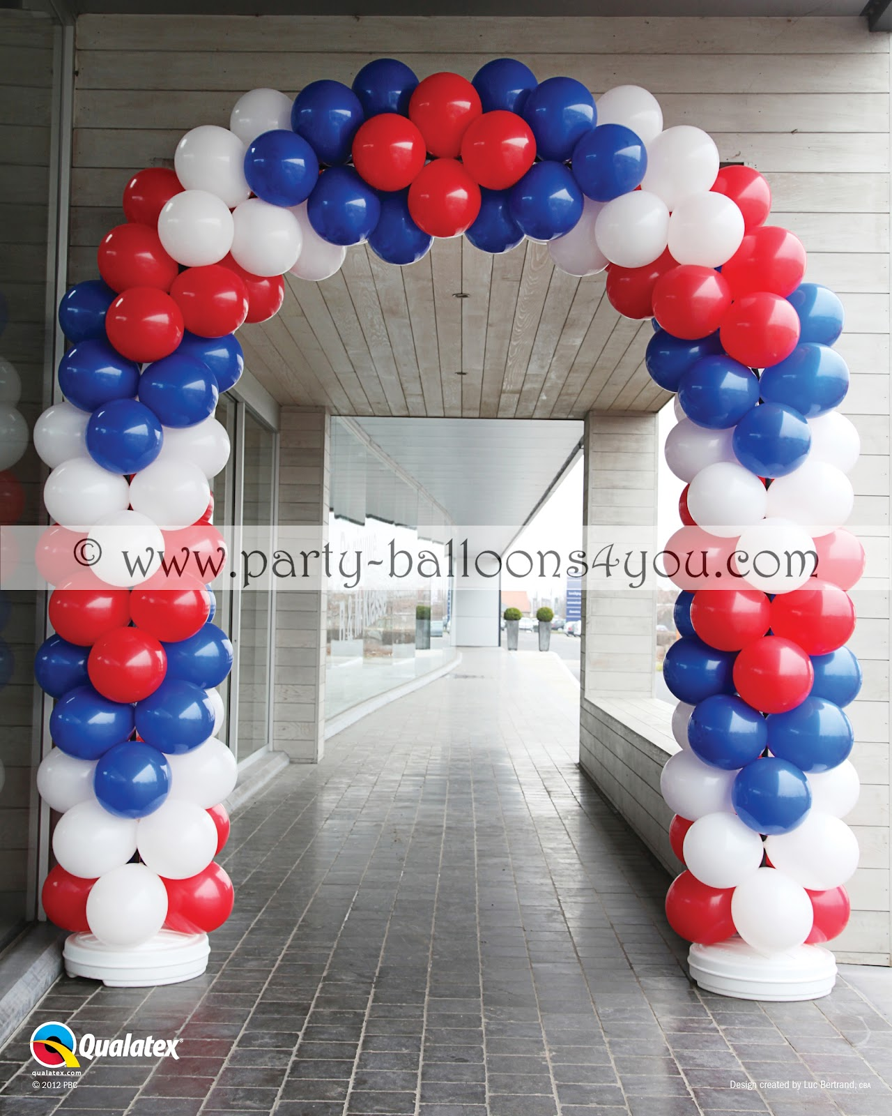 Party Balloons 4 You: Queen's Diamond Jubilee Balloon Decorations