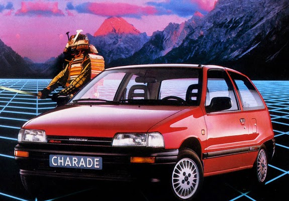 best car guide daihatsu charade generation 3 1990 1998 rh the carguide blogspot com Daihatsu Charade 1988 Rear Daihatsu Charade 1986