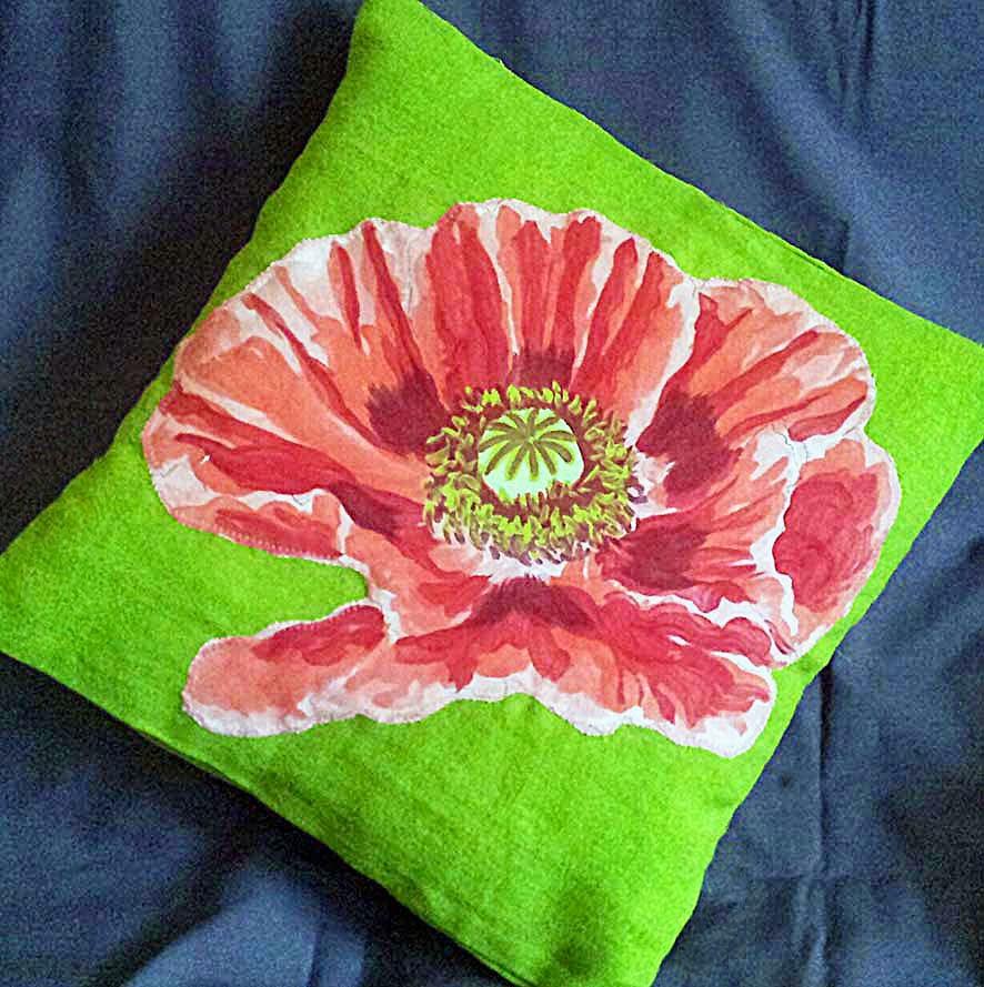 crochet cushion covers instructions