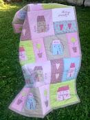 Domečková deka