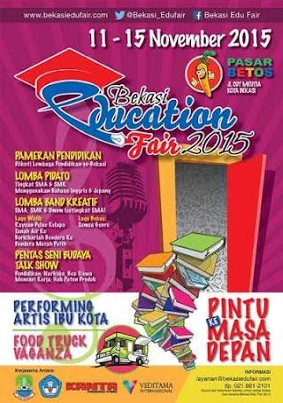 Bekasi Education Fair 2015