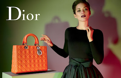 The Lady Dior Spring 2013 Campaign & Behind-the-Scenes Video Starring Marion Cotillard Has Landed!