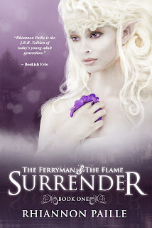 "Surrender (""The Ferryman and the Flame"", #1) by Rhiannon Paille"