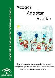 Descarga la guía para solicitantes de acogimiento y adopción