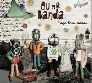 "CD ""TRAGO BOAS NOVAS..."""
