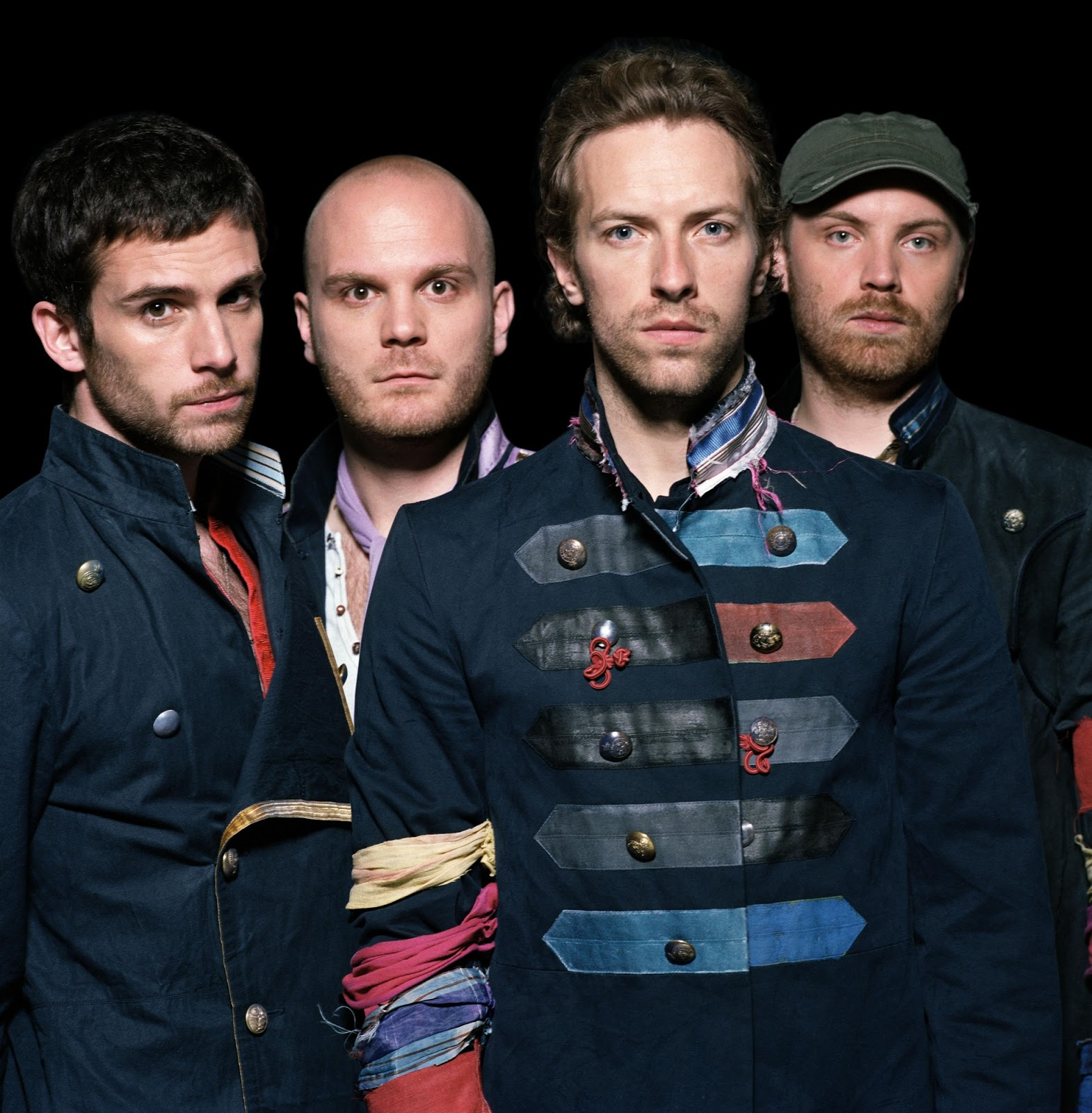 Biography Of Coldplay