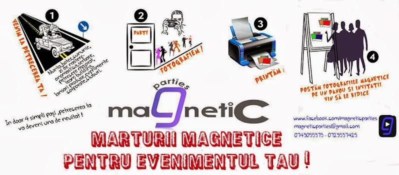 Marturii magnetice pentru evenimentul tau