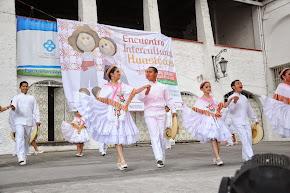 Con gran éxito el Encuentro Intercultural de las Huastecas en el paseo de Los Lagos