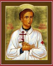 St Alexander Schmorell, abençoada e perpétua memória em Jesus Cristo, único Deus verdadeiro