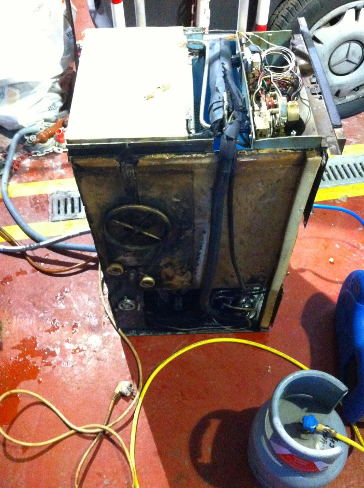 reparar aire acondicionado Fujitsu Madrid