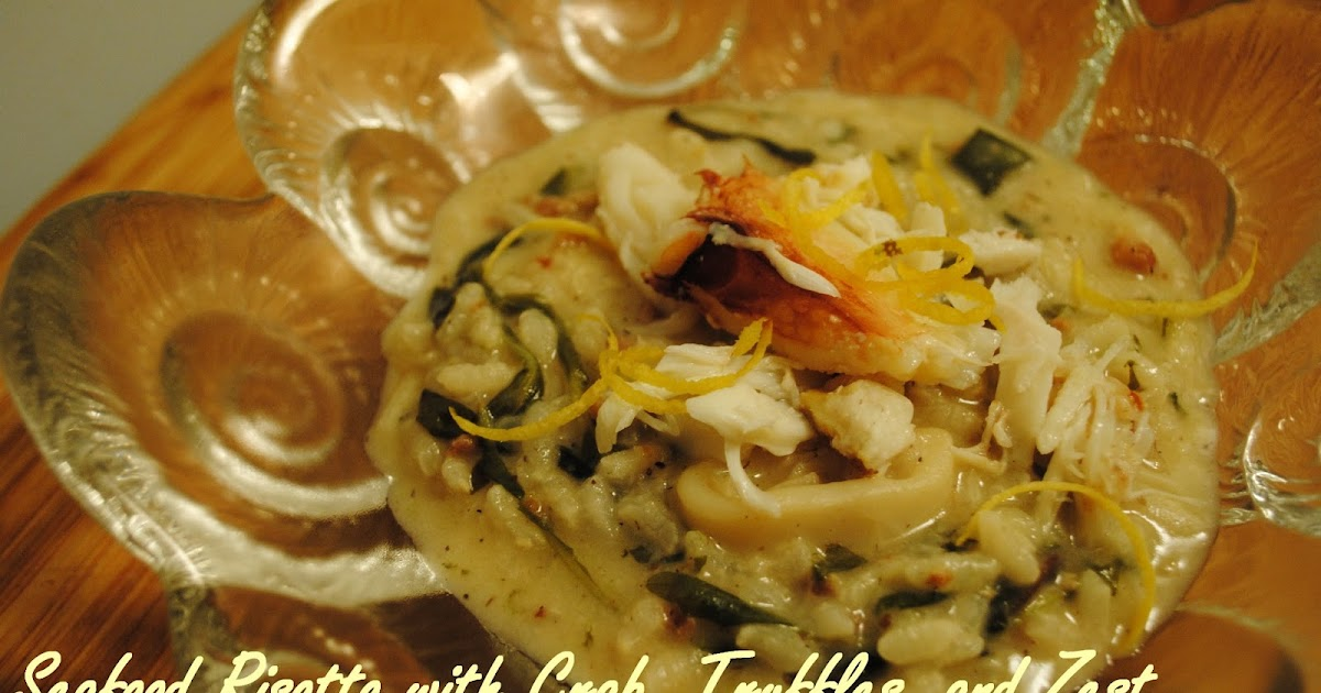 Culinary Adventures with Camilla: Seafood Risotto with ...