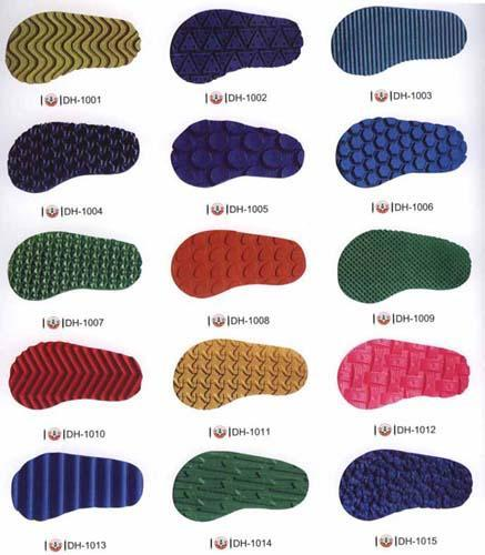 Shoes Material Which Are Used In Different Parts Of A Shoe