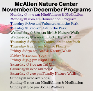 https://www.facebook.com/McAllenNatureCenter/