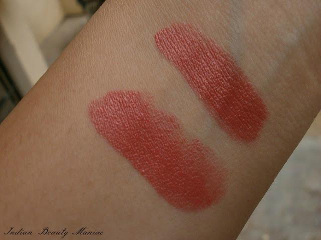 MAC Creamsheen Lipstick in Crosswires Swatch