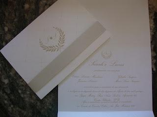 Convites de Casamento Aniversario Bodas Empresas Eventos
