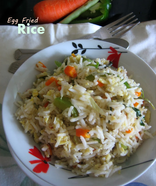 chinese egg fried rice1