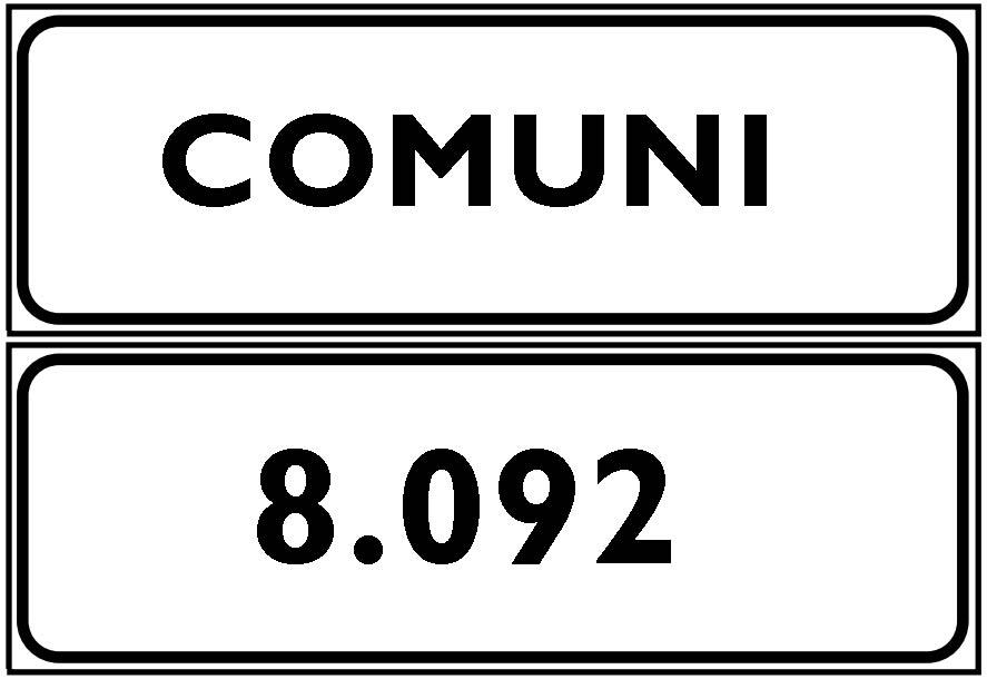 Quanti comuni ci sono in italia censimento della popolazione for Quanti senatori ci sono in italia