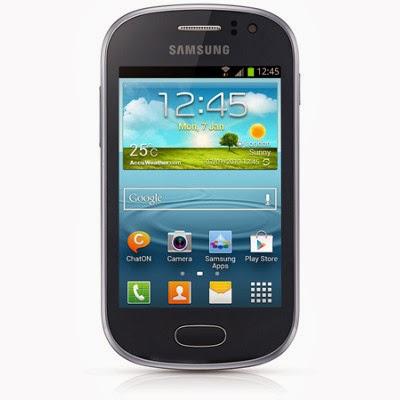 Spesifikasi Dan Harga Samsung Galaxy Fame S6810 Blue Terbaru 2014