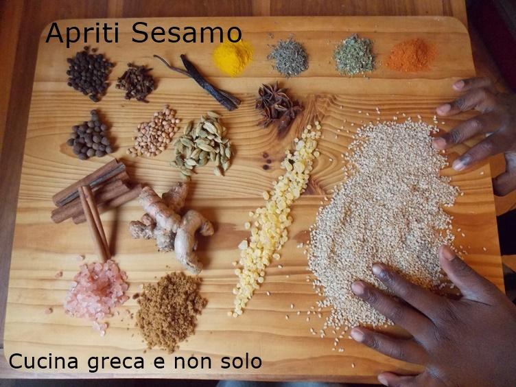 Apriti Sesamo - Cucina greca e non solo