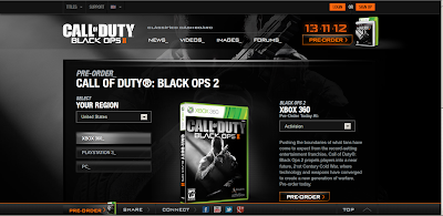 xbox black ops 2 box art