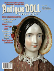 Join us to this fabulous doll world with Antique Doll Collector Magazine