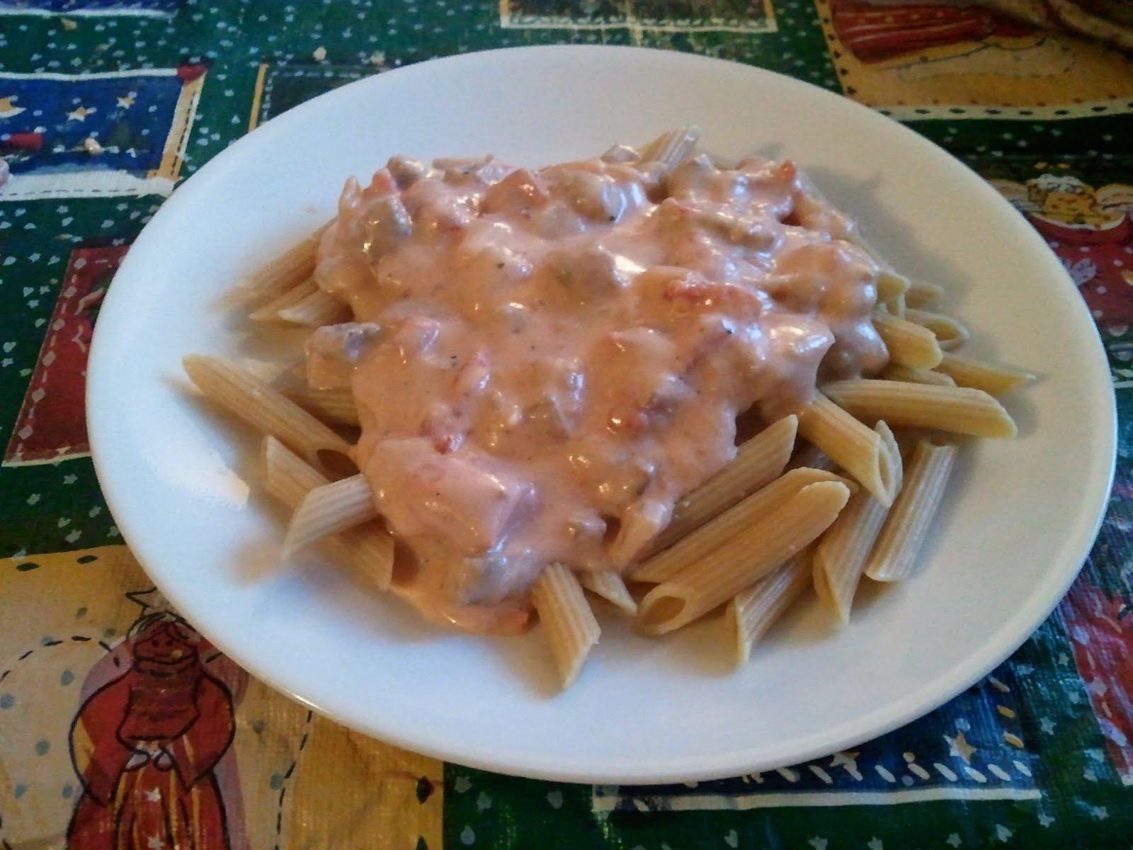 cream sauce pasta with cajun cream sauce spaghetti with cajun cream ...