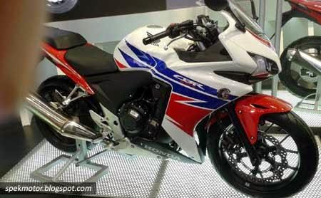 Review Honda CBR500R