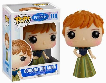 Funko Pop! Coronation Anna