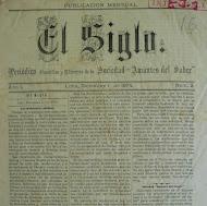 Mensuario El Siglo