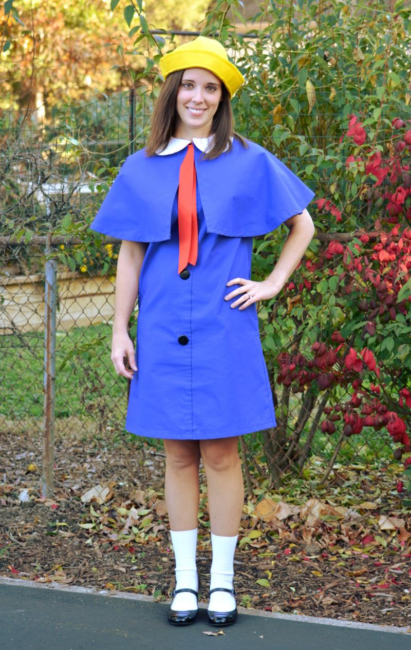 cozy birdhouse | madeline halloween costume