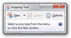 snipping tool markup