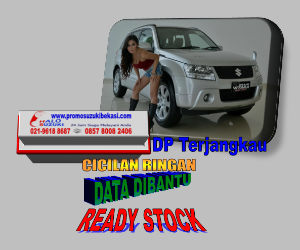 Promo Suzuki New Grand Vitara 2.4
