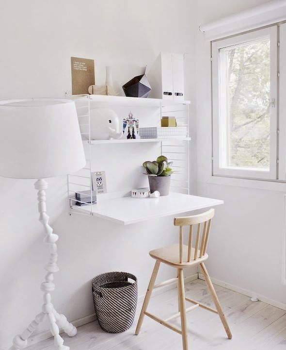 Utilization of a Small Space at Home