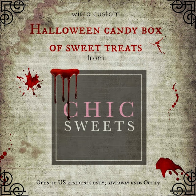 It's Halloweek!: Win a fab Halloweeen Candy Gift Box from Chic Sweets; ends Oct 15