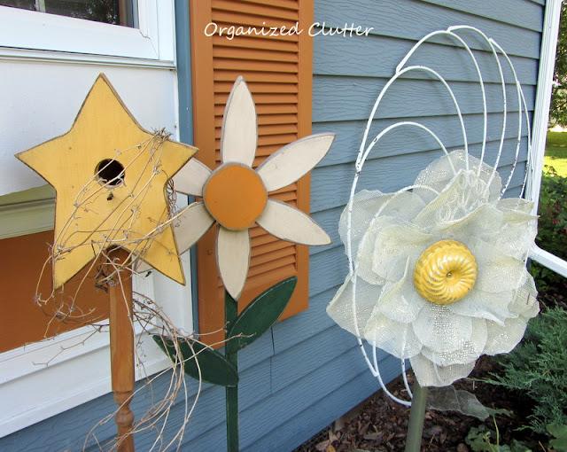 Craft Shop Garden Decor