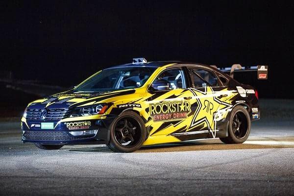 Tanner Foust Passat Fórmula Drift