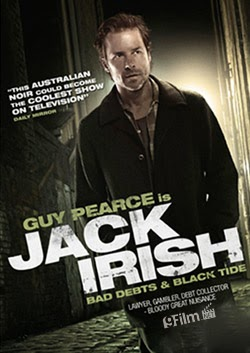 Jack Irish: Dead Point 2014 poster