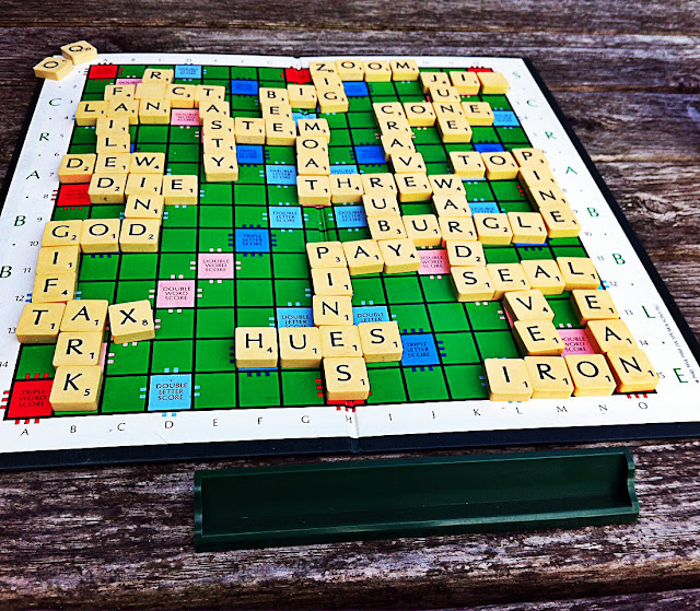 30 Day Snap | Scrabble