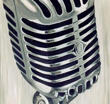 Micrófono Shure 55sh