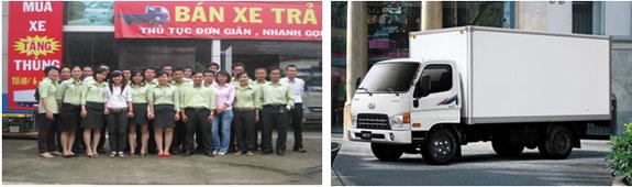 Đại lý xe tải xe khách xe du lịch chính hãng chuyên mua bán các loại xe