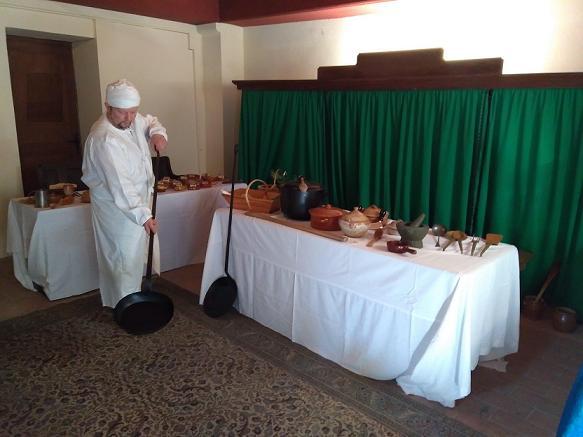 Un cuisinier médiéval (Maître-Queux)