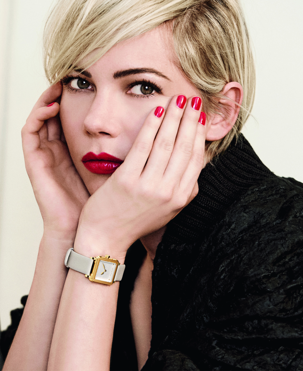 Michelle Williams for Louis Vuitton Advertisement Campaign