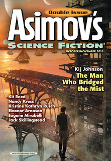 Kij Johnson - The Man who bridged the Mist