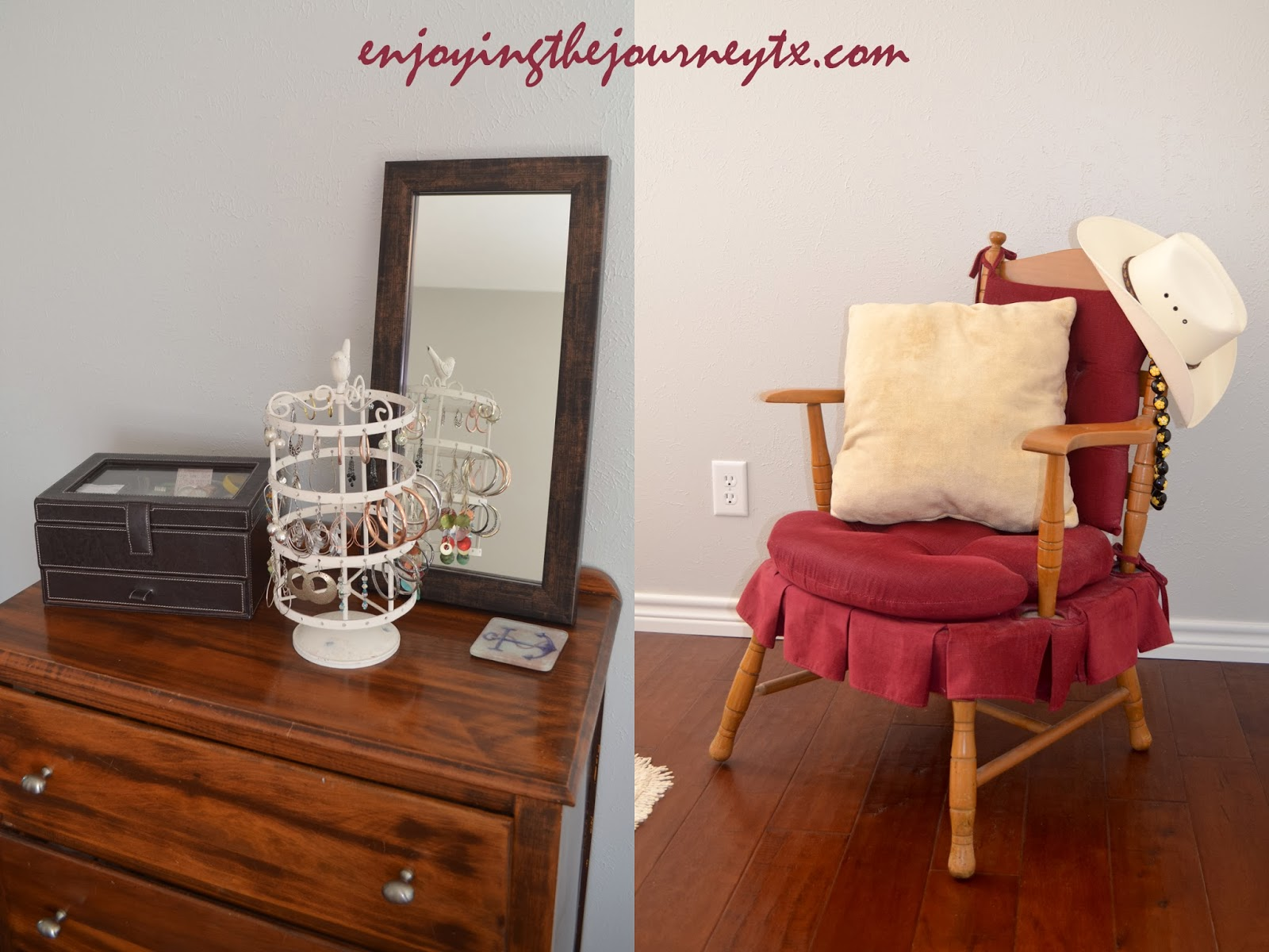 Enjoying the Journey: Master Bedroom Reveal