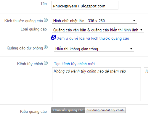 Fix lỗi chèn quảng cáo adsense vào blogspot không hiển thị