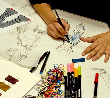 Fashion illustrator job description 1